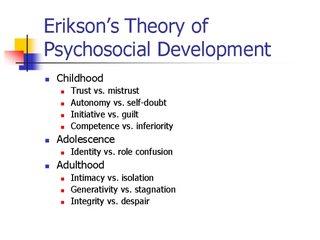 psychosocialdevelopment