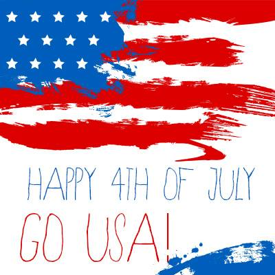 Happy 4th July to all my readers :)